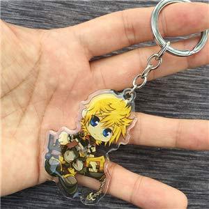 DEOLBA Kingdom Hearts Sora Heart Ke…