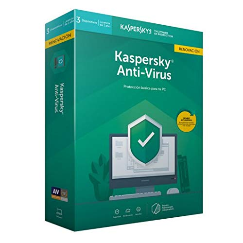 Antivirus 2020 Panda Marca Kaspersky Lab