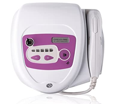 Rio Forever Free IPL Intense Pulsed Light Hair Removal System from KOMQI