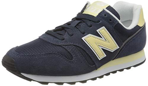 New Balance Damen 373v2 Sneaker, Blau (Navy Be2), 36 EU