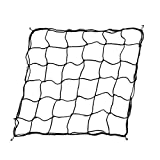 GROWNEER Flexible Net Trellis for Grow Tents, Fits 4x4ft and More Size, Includes 4 Steel Hooks, 36 Growing Spaces