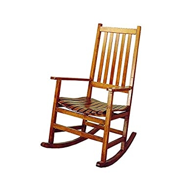 Coaster Casual Wooden Rocking Chair