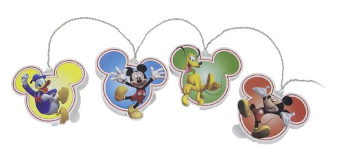 Disney Mickey Mouse Guirlande lumineuse