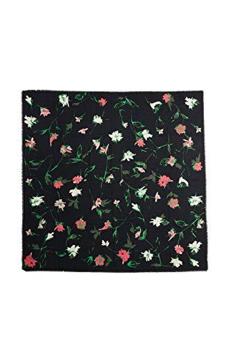 ESPRIT Accessoires Damen 100EA1Q326 Mode-Schal, 001/BLACK, 1SIZE