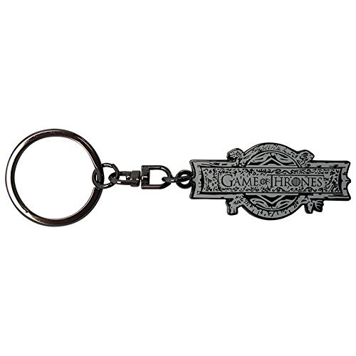 ABYstyle Game of Thrones Portachiavi Opening Logo, ABYKEY036