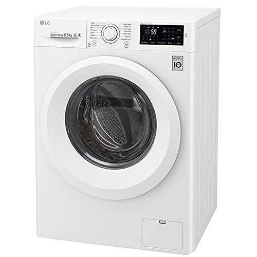 LG F2J5WN3W Libera installazione Carica frontale 6.5kg 1200Giri/min A+++ Bianco lavatrice