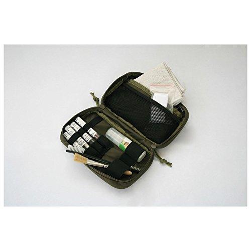 Niebling Vario Flex Kit de Nettoyage, 11 pièces, m4.22.228/5, 56–5, 7 mm Nettoyage pour Arme, Olive, One Size