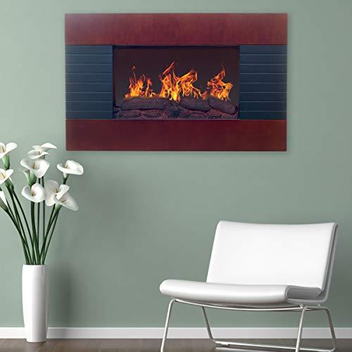 la mejor chimenea electrica fabricante Lavish Home