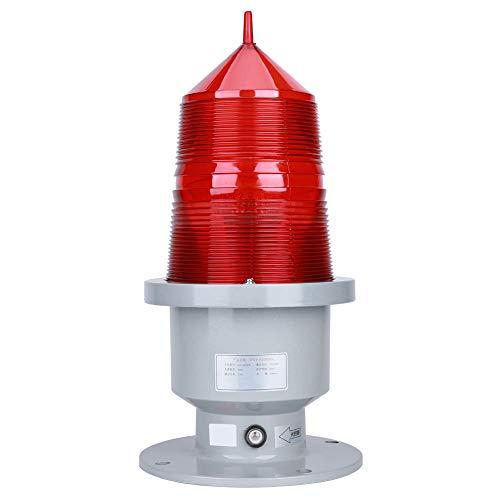 Oumefar Luz de señal de baliza práctica y Duradera de 220 V...
