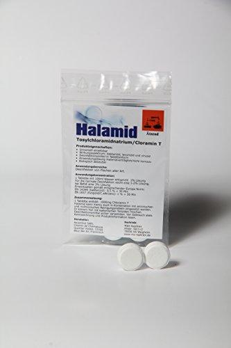 Halamid (Disifin-Ersatz Lieferumfang: 2 Tabletten