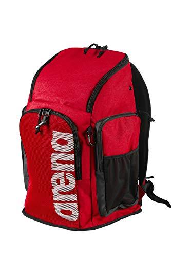 ARENA Bolsa Backpack 45  Unisex Adulto  Team Red  Talla Única