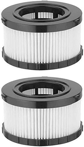 QIBIN Piezas de aspiradora Filtro HEPA compatible con...