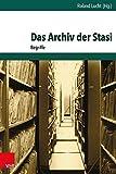 Das Archiv der Stasi: Begriffe (Archiv Zur DDR-Staatssicherheit Band 011 )