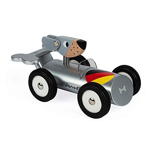 Janod- Spirit Car Hans (Madera) (Juratoys J04497)