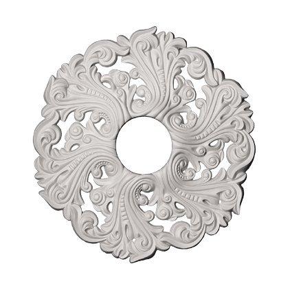 Rosetón de techo de poliétano 1.003 diámetro 52 cm
