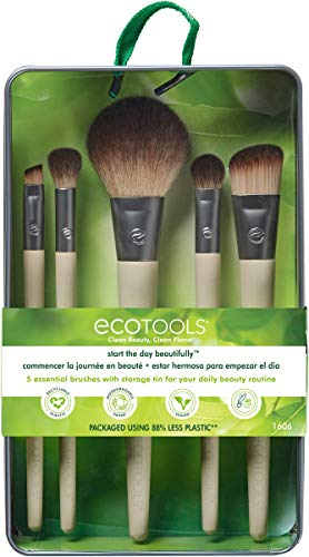 EcoTools Makeup Brush Set for Ey...