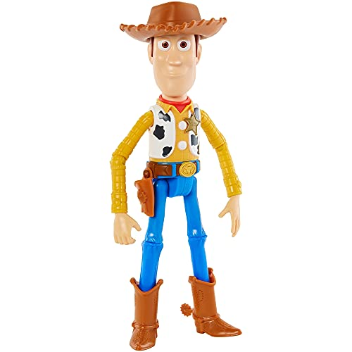 Disney Toy Story 4 Figura de juguete Woody (Mattel GDP68)