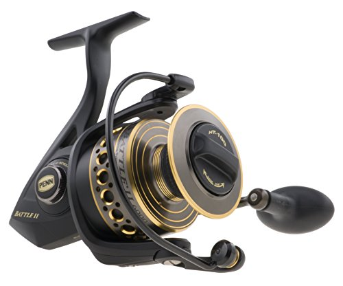 Penn 1338220 Battle II 5000 Spinning Fishing...