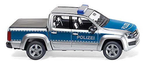 Wiking Polizei VW Amarok 1:87   No. 031106