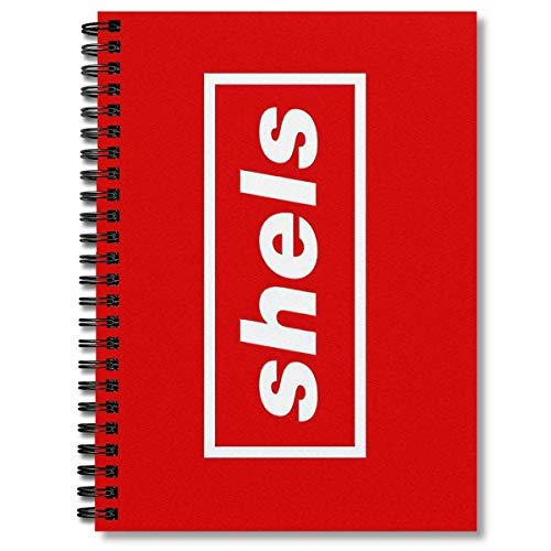 Spiral Notebook Shels Oasis Composition Notebooks Journal With Premium Thick Fishing Log Paper