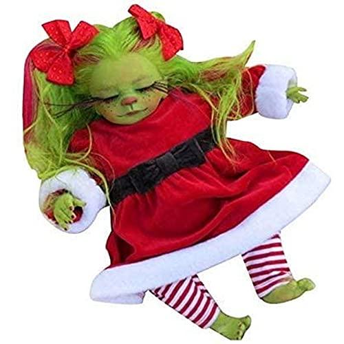 UrbanInspirations Regalo del Giocattolo della Bambola della Bambola della Bambola della Bambola della Bambola del Peluche del Giocattolo della Peluche di Natale