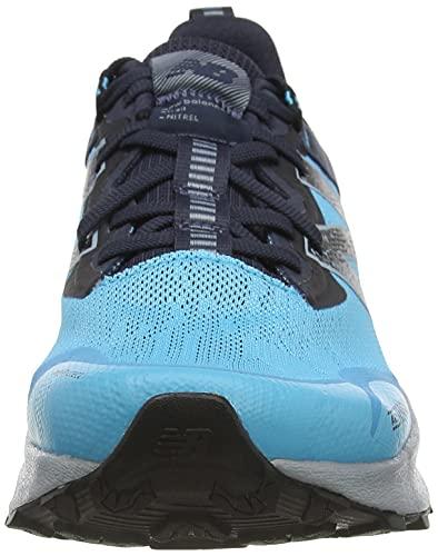 New Balance MTNTRCV4, Zapatillas Hombre, Azul, 44.5 EU