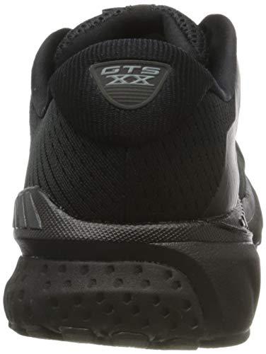 Brooks Mens Adrenaline GTS 20 Running Shoe - Black/Grey - D - 10.0 4