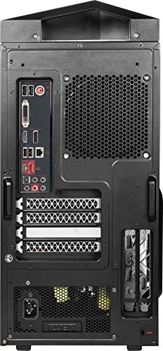 MSI Infinite X Plus 9SF-615EU Desktop-PC Gaming, Intel Core i7-9700KF, NVIDIA GeForce RTX 2080Ti 11GB, 32GB RAM, 1TB HDD und 2TB SSD, RGB Mystic Light, Windows 10 Home