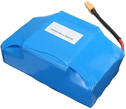 CHF Batterie Hoverboard 36V 4000mAh 144W Pack de Batterie Rechange pour Gyropode électrique Auto-équilibré Bluetooth Hoverboard Enfant Smart DIY Monocycle