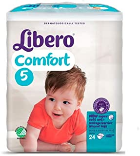 Pampers Baby Dry Pa/ñales extra grandes 6 paquetes de 19 15-30 kg talla 6 114 pa/ñales