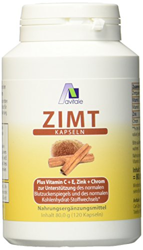 Avitale -   Zimt Kapseln 500 mg