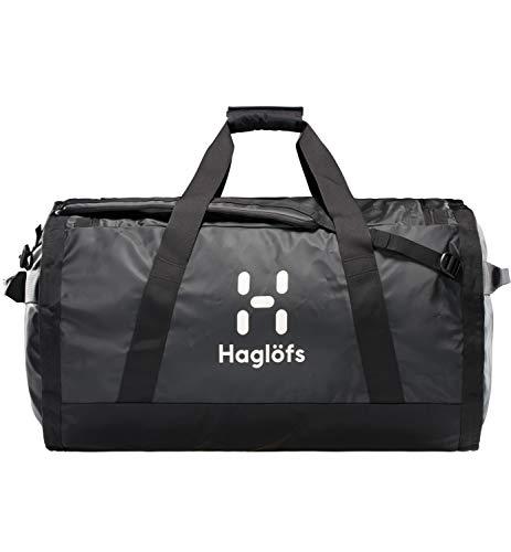 Haglöfs Sporttasche Haglöfs Unisex Sporttasche Lava 70 Smarte Details True Black 1-Size 1-Size