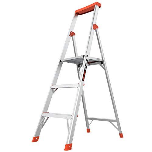 Best lightweight kitchen step ladder