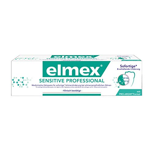 elmex SENSITIVE PROFESSIONAL Zahnpasta, 75 ml