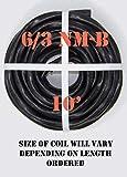 6/3 NM-B (Non-Metallic) ROMEX Simpull (10')