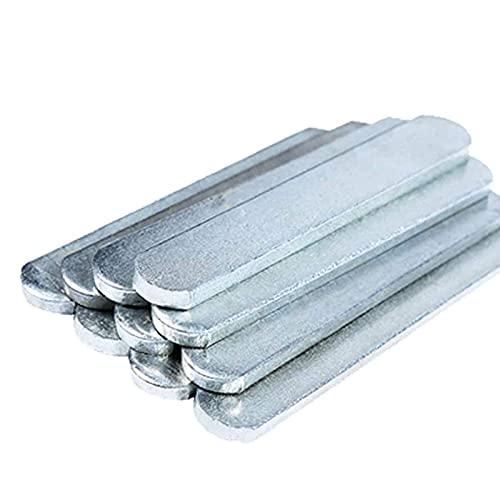 APOE Gewicht Stahlplatte für Verstellbar Gewichtsweste/Handgewichte/Fußgewicht für Krafttraining, Laufe, Joggen (1.2kg/2kg)