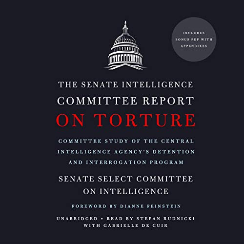 Couverture de The Senate Intelligence Committee Report on Torture
