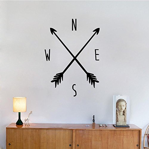 tribal wall decal
