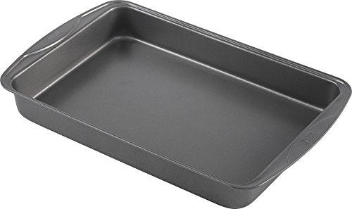 t fal roasting pans T-fal Signature Nonstick Cake Pan, 9 x 13-Inch