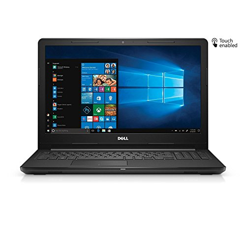 2018 Dell Inspiron 15 15.6' HD Touchscreen Laptop Computer, AMD A6-9200 up to 2.8GHz, 8GB DDR4 RAM, 256GB SSD + 1TB HDD, 802.11ac WiFi, Bluetooth 4.1, HDMI, USB 3.1, DVDRW, MaxxAudio, Windows 10