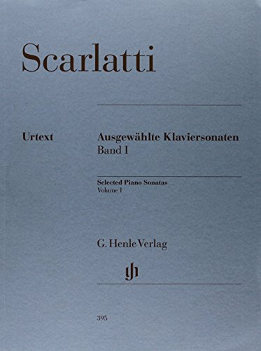 Selected Piano Sonatas Volume I