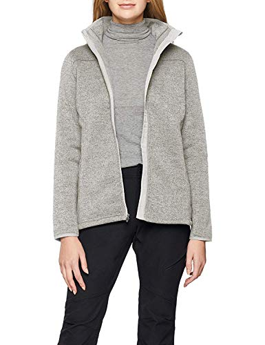 Columbia Fleecejacke für Damen, Altitude Aspect III Full Zip, Polaire, Beige (Sea Salt), Gr. XS, 1803553