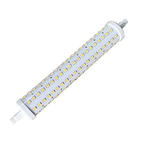 Akaiyal R7s Ampoule LED 189MM Dimmable 15W Blanc Naturel 4000K 85-265V Double Extrémités J189 Lampe 2835 SMD 360 Degrés R7s Linéaire Halogène Lampe Remplacement 1-Pack
