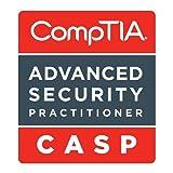 CompTIA Expert Led Video Basado en E-Learning Syllabus Guía de autoestudio acreditado Curso de formación en línea, color CTIA CASP