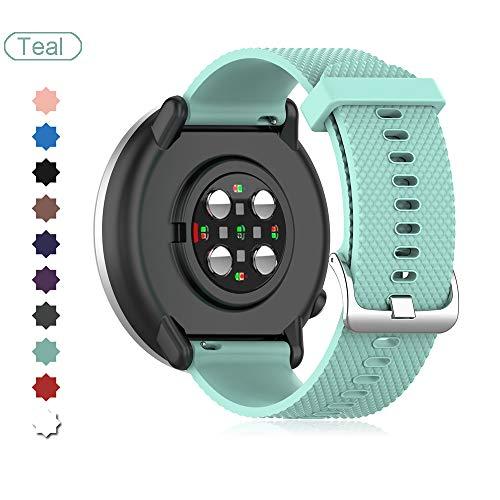 Buwico armband compatibel met Polar Ignite Watch, vervanging siliconen horlogebandjes polsarmbanden fitness horlogeband sporthorloge wisselarmbanden voor Polar Ignite Smartwatch