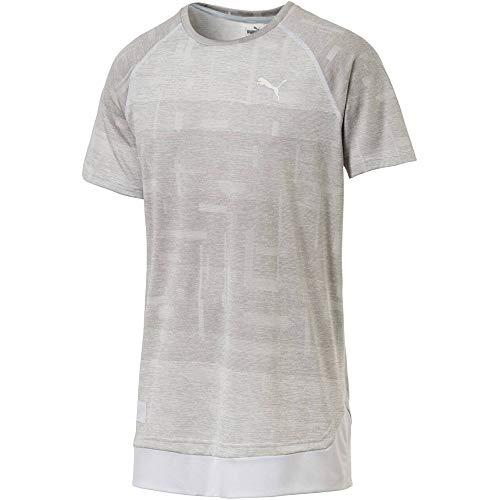 Puma N.R.G. SS Tech Tee T Shirt Homme, White, S
