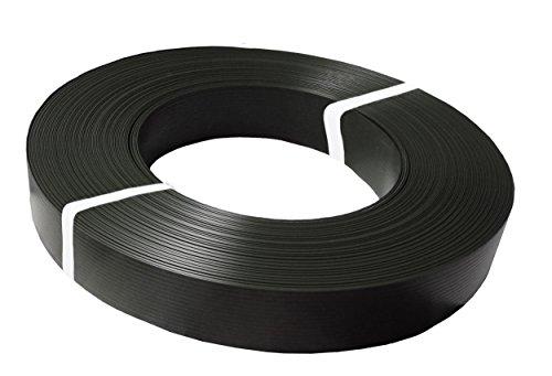Thermoplast® SICHTSCHUTZSTREIFEN 4,75cm x 50m = 2,375m2, Anthrazit (RAL 7016), 5 Jahre Garantie