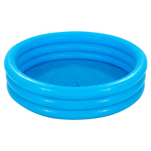 "INTEX Crystal Blue Kids Outdoor Inflatable 58"" Swimming Pool 