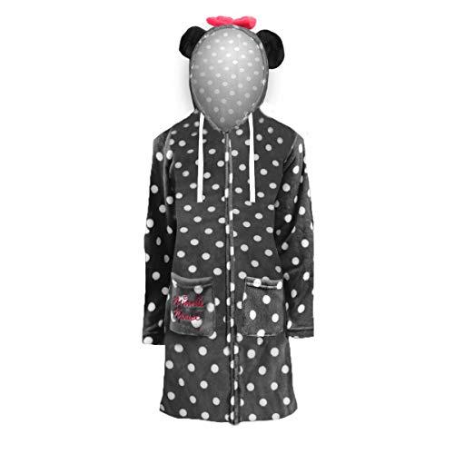 Disney - Albornoz de mujer de coral con capucha con