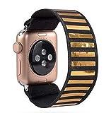 JAAIFC Scrunchie Strap for Apple Watch Band 40 Millimetri 44 Millimetri Cinturino Elastico Donne 42 Millimetri 38 Millimetri Braccialetto del Polso for iWatch Serie 5 4 3 2 1